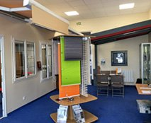 Entreprise Sagot - Notre showroom